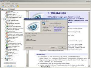 R-Wipe & Clean Crack 20.0 Build 2334 Latest 2021